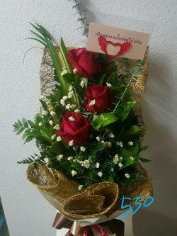 ช่อดอกไม้-003
