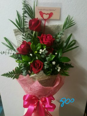 ช่อดอกไม้-004