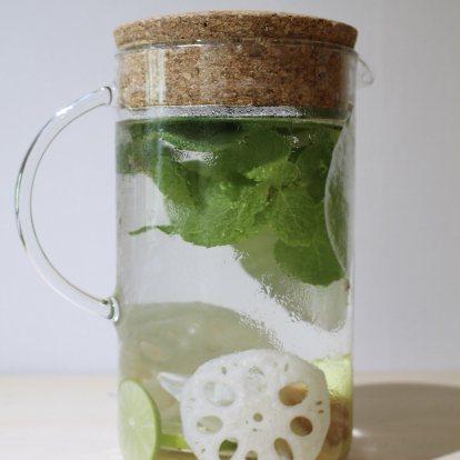 น้ำรากบัวสด Refill