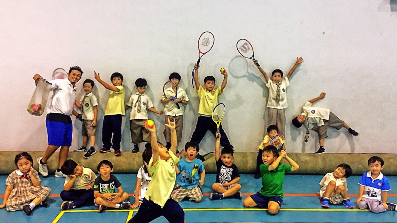 2. Beginner Class : เทนนิสขั้นพื้นฐาน