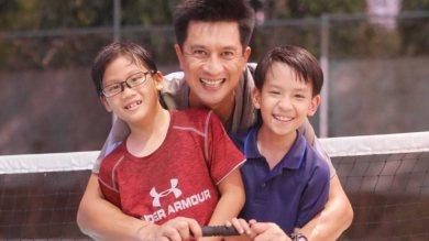 1.Tennis for Kids : เทนนิสสำหรับเด็ก
