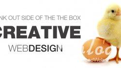 ออกแบบเว็บไซต์ CreativeWeb