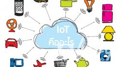 Internet of Things (IoT) คืออะไร มาหาคำตอบกัน