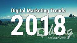 5 เทรนด์การตลาดออนไลน์ Digital Marketing Trends 2018