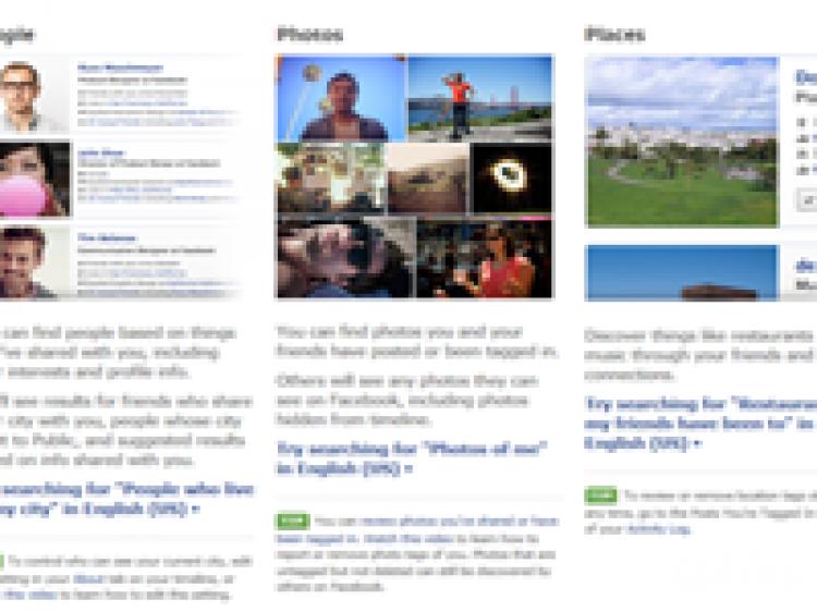 4 ข้อควรรู้สำหรับนักการตลาดกับ Facebook Graph Search