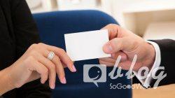 เคล็ดลับ การออกแบบนามบัตร ที่มีประสิทธิภาพกับธุรกิจของคุณ