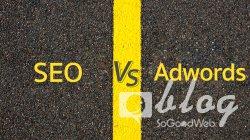 เริ่มต้นทำเว็บไซต์ควรเลือก SEO หรือ ADWORDS ดี?