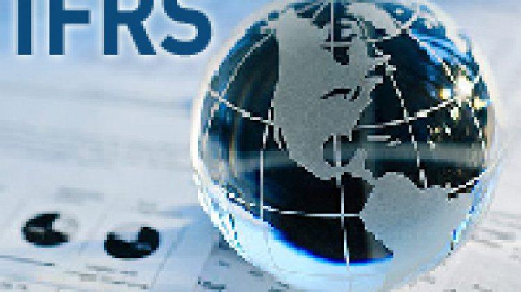 การเปลี่ยนแปลงไปสู่ IFRS