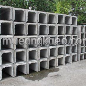 รางน้ำคอนกรีต (Concrete U-Ditch)