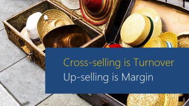 กลยุทธ์ Cross-selling และ Up-selling เพื่อสร้างกำไรให้ธุรกิจ