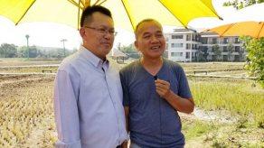 รมต.ช่วยอุตสาหกรรม คุณสมชาย หาญหิรัญ ได้เดินทางมาเยี่ยม OV