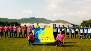 OV ได้จัดกิจกรรมการแข่งขันฟุตบอลสำหรับผู้สูงอายุ มีทุกเสาร์-อาทิตย์