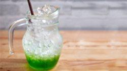Ice Green soda