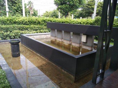งานปรับปรุงบ่อน้ำพุ  รามอินทรา 109   Centro