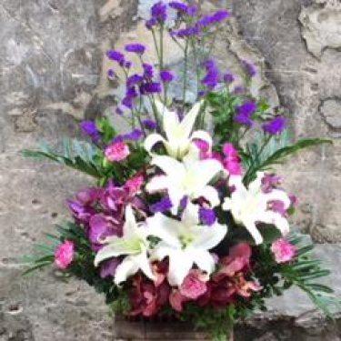 แจกันดอกไม้ ID:VA 1505