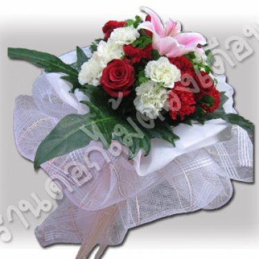ช่อดอกไม้ ID: BO 1212