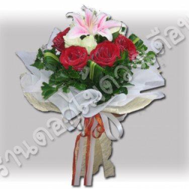 ช่อดอกไม้ ID: BO 1507