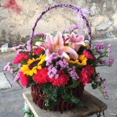 แจกันดอกไม้ ID:VA 1203