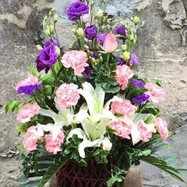 แจกันดอกไม้ ID:VA 1502