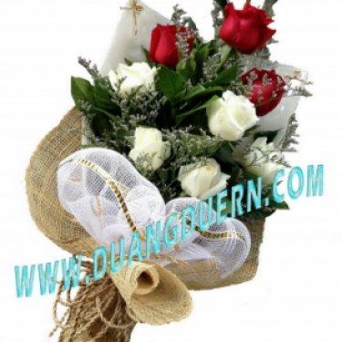 ช่อดอกไม้ ID: BO 0825