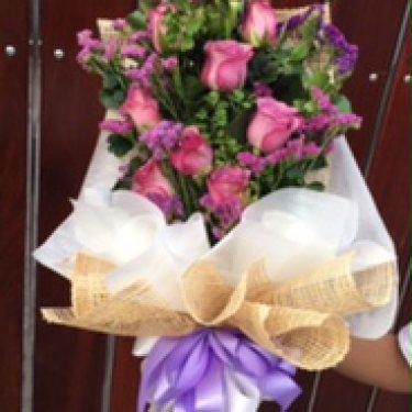 ช่อดอกไม้ ID: BO 1201-10