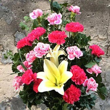 แจกันดอกไม้ ID:VA 1003