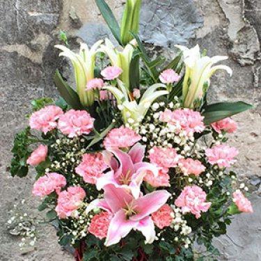 แจกันดอกไม้ ID:VA 2001