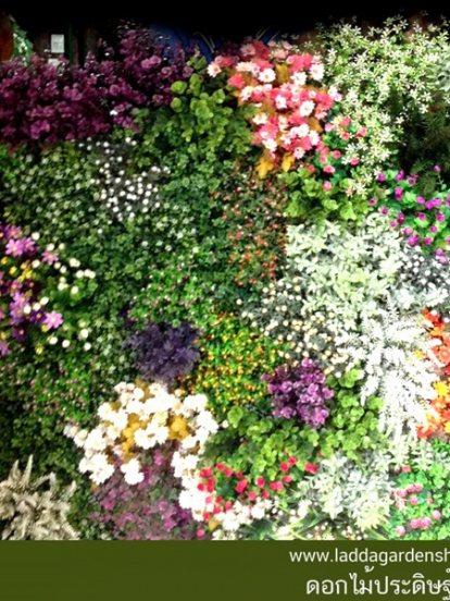 ดอกไม้ประดิษฐ์ 11