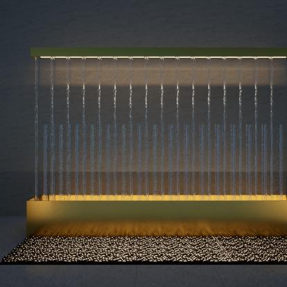 ม่านน้ำ Piano Water Design