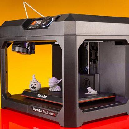 3D PRINT Cafe'hub