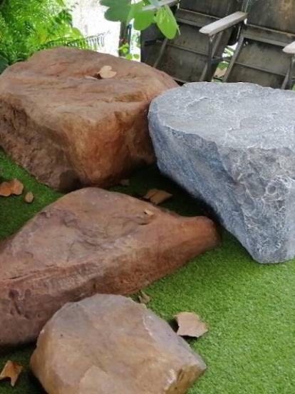 หินเทียมขนาดตามออกแบบ
