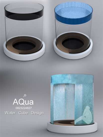 Water cube design