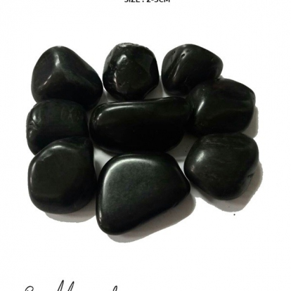 หินกรวดดำญี่ปุ่น 2-3 CM