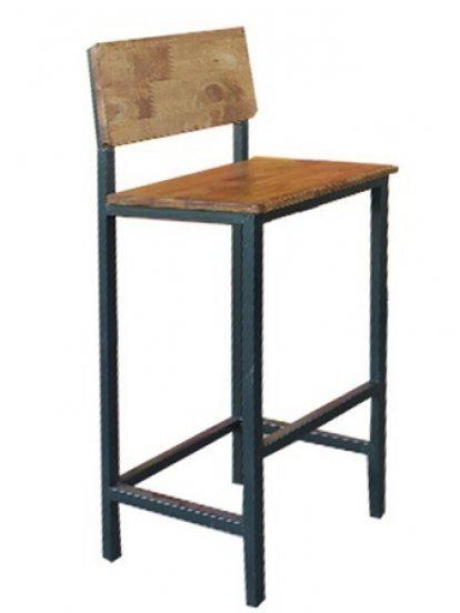 เก้าอี้ทรงสูง