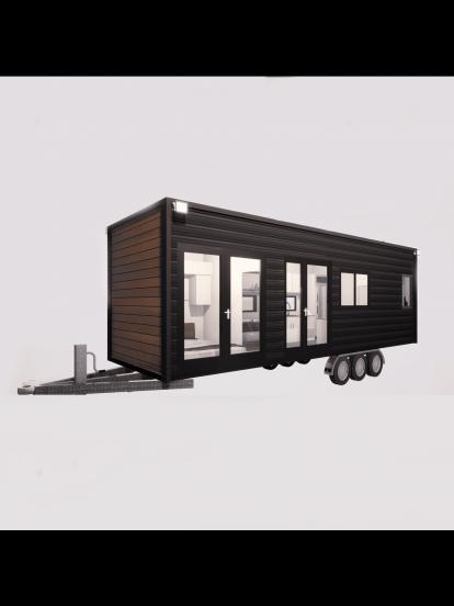 บ้าน tiny motor home