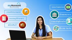 Overview myAccount Cloud