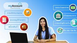 Overview myAccount Cloud
