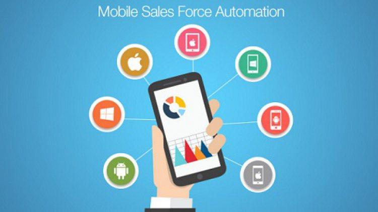 Mobile Sales Force Automation  โปรแกรมสำหรับ Sales