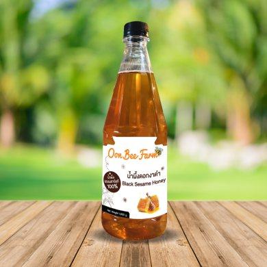 น้ำผึ้งดอกงาดำ Black Sesame Honey 1000g