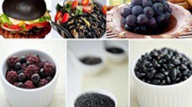 ผลไม้-อาหารดำ 10 อย่างเพื่อสุขภาพ