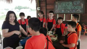 Cooking School ที่ OV