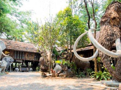 大象木雕博物馆