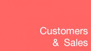 Customers & Sales