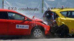 การปฏิบัติเบื้องต้น เมื่อรถเกิดอุบัติเหตุ