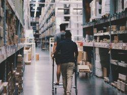 การจัดการคลังสินค้า : Warehouse Management