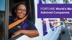 FedEx 1 ใน 10 บริษัทที่ได้รับการยกย่องที่สุดในโลก