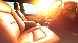 การช่วยลดความร้อนให้กับรถของคุณ