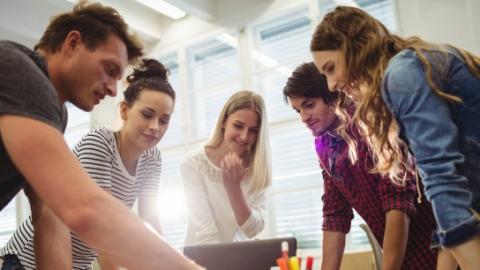 การเรียนรู้การทำงานเป็นทีม (Team Learning)