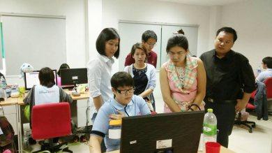 ผู้เข้าร่วมโครงการพัฒนาผู้ประกอบการธุรกิจอุตสาหกรรม (คพอ.) เดินทางเข้ามาศึกษาดูงาน