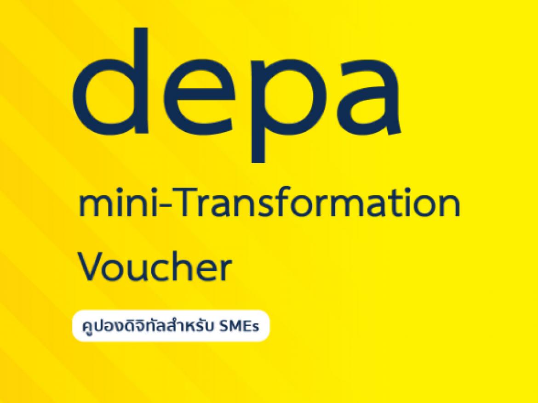 depa Mini Transformation Voucher